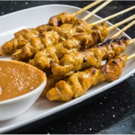 Satay Glaze Natural GF product photo