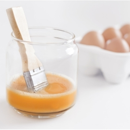 Egg Wash Coater Natural GF product photo