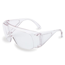 Spec Eyewear Clear Frame Polysafe product photo