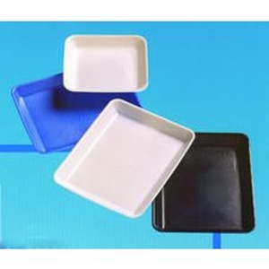 7x5 Foam Tray White product photo