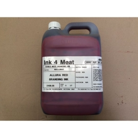 Ink Allura Red Export 5ltr product photo