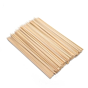 Bamboo Kebab Skewer 4x240mm product photo