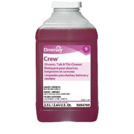 Crew Washroom Cleaner 2X2.25L product photo