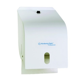 Hand Towel Dispenser Enamel White product photo