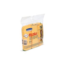 WYPALL MICROFIBRE CLOTHS M/BAN YELW 4X6 product photo