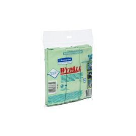 WYPALL MICROFIBRE CLOTHS MBAN GREEN 4X6 product photo