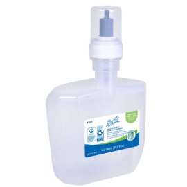 Green Certified Foam Skin Cleanser 1.2L product photo