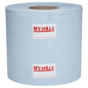 Wypall Wiper Roll Centrefeed Blue product photo