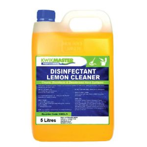Disinfectant Cleaner Lemon product photo