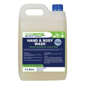Hand & Body Wash Clear product photo