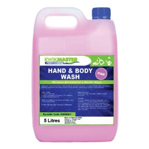 Hand & Body Wash Pink product photo