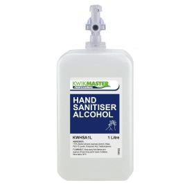 Instant Hand Sanitizer 70% Alcohol 1L product photo