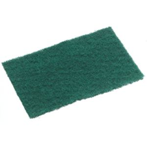 Scouring Pad All Purpose Green 15x10cm product photo