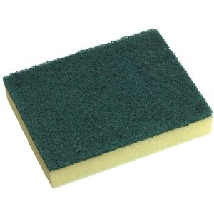 Scouring Sponge Premium Green 150x115mm product photo