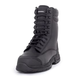 Freeway MET Lace Up Safety Boot Black product photo