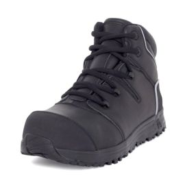 Haul Waterproof Safety Boot Black product photo