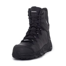 Terra Pro Zip Safety Boot Black product photo