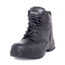 Tradesman Lace Up Safety Boot Black product photo