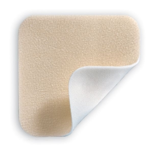 Mepilex Lite Foam Dressing Silicone 10X10Cm product photo