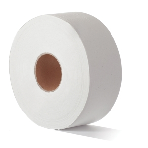 RECYCLED JUMBO TOILET ROLL 2PLY 300M product photo