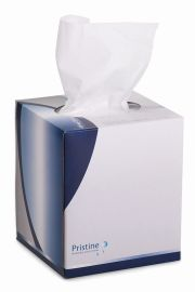 Facial Tissue Premium Cube product photo