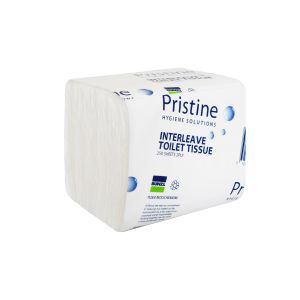 PREMIUM SOFT INTERLEAVED TOILET TISSUE 2PLY 250 SHEETS product photo