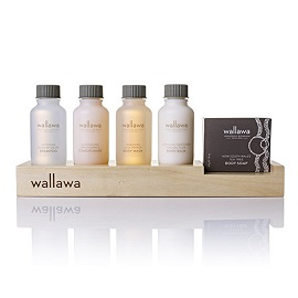Wooden Skincare Display Tray product photo