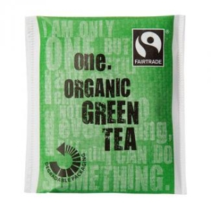 Green Tea Bags product photo