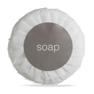 Silver Soap Pleated product photo