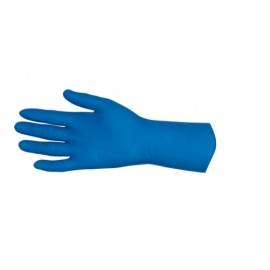 Security Examination Glove Blue product photo