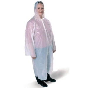 Waterproof Visitors Coat with Hood product photo
