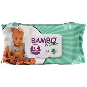 Baby Wipes, 16 x 19cm, 80pc/pack product photo