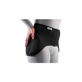SAFEHIP ACTIVE HIP PROTECTOR UNISEX BLACK product photo