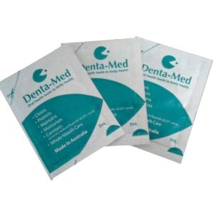 Denta-Med Whole Mouth Gel, 5mL Sachet product photo