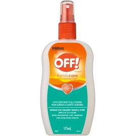OFF!® SKINTASTIC INSECT REPELLENT SPRAY 175mL product photo