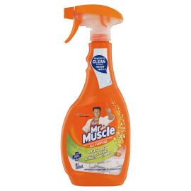 Mr Muscle® All Purpose Disinfectant Orange 500mL product photo