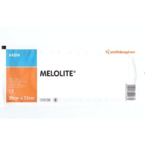 Melolite, Low Adherent Dressing, Lightly Absorbent, Sterile product photo