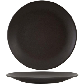 Plate Coupe Round Charcoal 310mm product photo