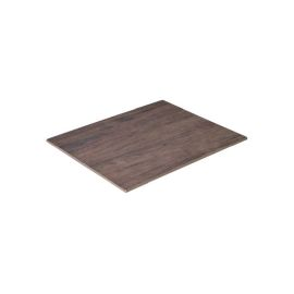 Wood Deco Rectangle Board Melamine 325x265mm product photo