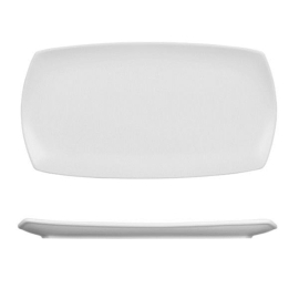 ADC Nori Platter Rectangle White 355x190mm product photo