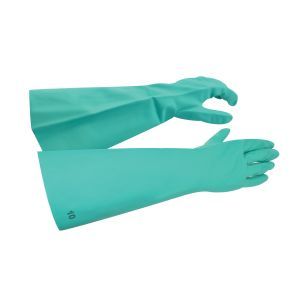 Nitron Glove, Nitrile, Green, 46cm product photo