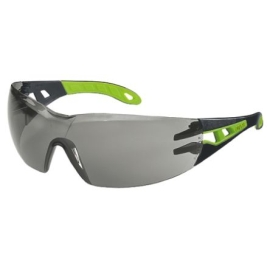 Pheos Safety Glasses Green Spectacle product photo