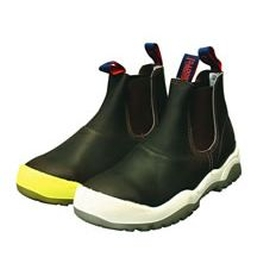 Oil Kip Elastic Sided Boot Yellow product photo