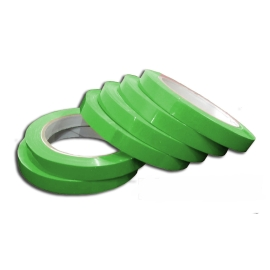 Lasso Tape  PVC C20 12mm 66mtr Green product photo