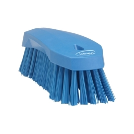 Hand Scrubbing Brush Medium 200mm Blue product photo