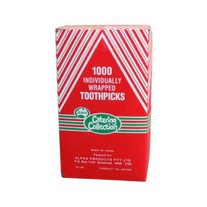Toothpicks - Individually Wrapped product photo