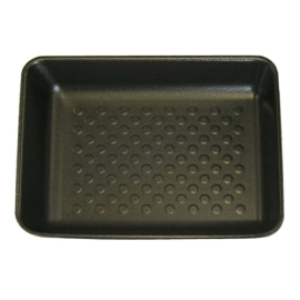 Tray Plix Open Cell 8X7 Black 440 product photo